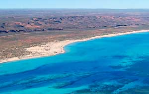 Overview Of Ningaloo Reef
