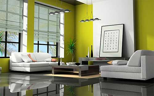 Contemporary Apartment Decorating